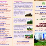 One day national seminar on Advances in Biological Science