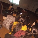 Inter Department Activities in collaboration with Dept. of P.G. Journalism about Film Appreciation