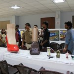 Visual Arts - Art Exhibition Held On 6th, 7th And 8th October 2014