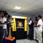 Visual Arts Artifice Inauguration Held on 6th October 2014