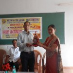 Guest Lecture on Past and Present Manipuri