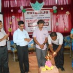 Inauguration of PG PHYSICS ASSOCIATION (2015-16)