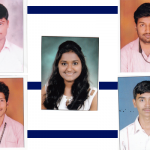 Alva's Students shine in CA-IPCC exam