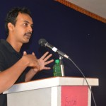 Guest Talk by Chengappa A.D