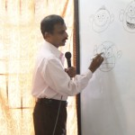 Cartooning workshop conducted at Alva's College