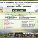 International Conference-  Lake 2016