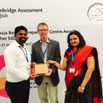 ALVA'S EDUCATION FOUNDATION AWARDED ONE AMONG TOP 25 PREPARATION CENTERS FOR CAMBRIDGE ENGLISH
